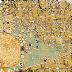 Lekan Jeyifous. Settlements and City Strategies