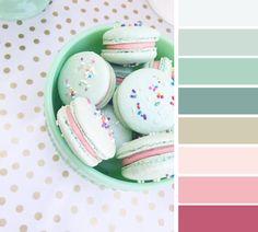 Create a color palet