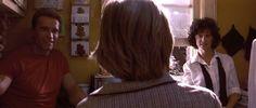 last-action-hero-1993-arnold-schwarzenegger-mercedes-ruehl-pic-7 Arnold Schwarzenegger, Mercedes Ruehl, Last Action Hero, Demolition Man, Man Vs, Actresses, Long Hair Styles, Beauty, Female Actresses