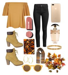 """""""🍁🍂🍃🌺"""" by nataliga ❤ liked on Polyvore featuring Improvements, River Island, Chanel, Prada, Cartier, CÉLINE, Miss Selfridge and Lana"""