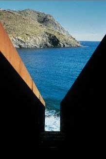 Memorial to Walter Benjamin | Dani Karavan. Port-Bou, Spain 1994