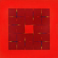 Carillon ... Musical box ... Poema 5 - ... Narrazione ripartita in canti... Modulazione nel rosso von Paolo Minoli