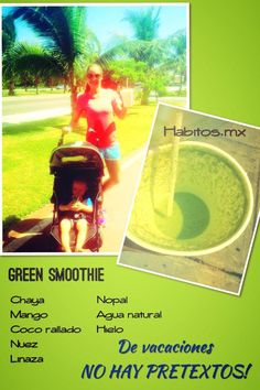 green smoothie !