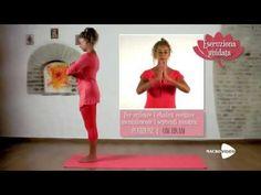 Speciale Yoga: Saluto al sole per iniziare bene la giornata - YouTube