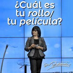 ¿Cuál es tu rollo/tu película?  - Pastora Rocío Corson - 20 Abril 2014