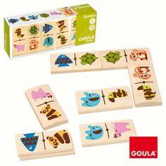 domino de animales | Goula