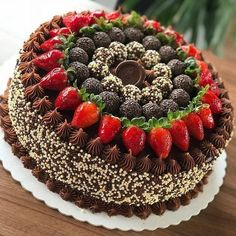 Hey I hope you need healthy desserts? For detailed info read the whole post! Cake Decorating Techniques, Cake Decorating Tips, Sweet Desserts, Healthy Desserts, Cake Recipes, Dessert Recipes, Drip Cakes, Chocolate Desserts, Brigadeiro Chocolate