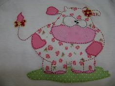 ....this calico cow is so CUTE!....it mooooves me to giggle....tee.hee...