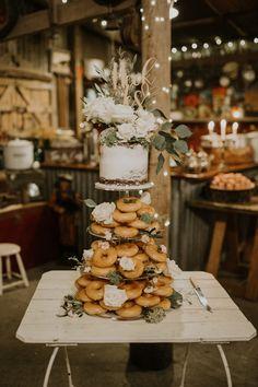 Fall Wedding Cakes, Wedding Cake Rustic, Wedding Desserts, Farm Wedding, Boho Wedding, Dream Wedding, Forest Wedding, Garden Wedding, Wedding Decor