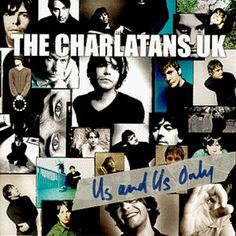 the charlatans music covers