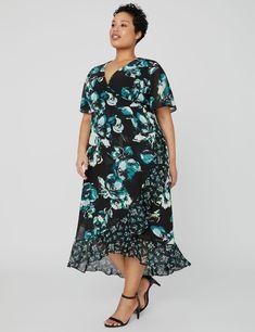d5cca930dc5 Flutter Posy Midi Dress (original price
