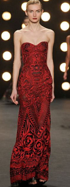FALL 2014 READY-TO-WEAR Naeem Khan