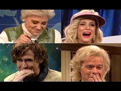 Compilation of SNL actors breaking character