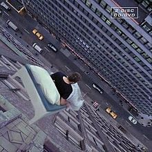 Rude Awakening by Megadeth. Cover by Storm Thorgerson