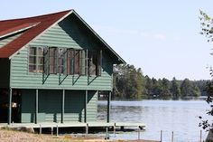 boathouse
