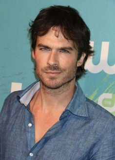 Ian Somerhalder at CW UpFronts for TVD  (05/19/16) in New York