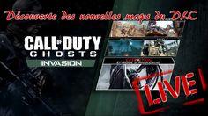 Découverte en Live du DLC Invasion avec SkyRRoz