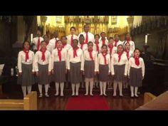 ▶ New Amsterdam Boys and Girls Choir: Amani Utupe Naustawi - YouTube