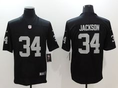 05e9afd87 raiders bo jackson jersey XL sz mens  fashion  clothing  shoes  accessories
