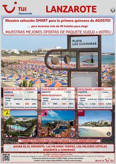 ¡Nuestra selección smart para Agosto! Lanzarote. Vuelo+Hotel 7 noches. Precio final desde 629€ ultimo minuto - http://zocotours.com/nuestra-seleccion-smart-para-agosto-lanzarote-vuelohotel-7-noches-precio-final-desde-629e-ultimo-minuto-2/