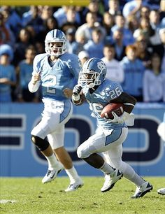 UNC Football: Renner and Bernard: Good enough to be great, or are they just good?