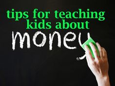 Fun and easy ways to raise your kids to know the value of a dollar!