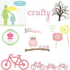 Ruffles & Stuff | Mommy Graphics!
