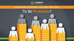 How Much Should You Pay Per Lead To Be Profitable? (Plus 15 Ways To Increase Lead Flows) - Business & Personal Growth Tips