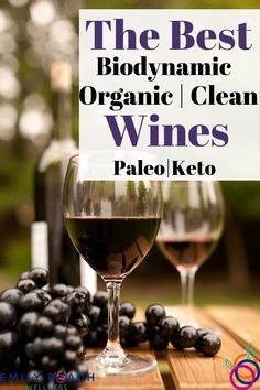 Are you looking for a cleaner way to enjoy your favorite wines? Skip the additives, ditch the added sugar and LOVE what Organic Raw Honey, Organic Wine, Whole 30 Recipes, Real Food Recipes, Healthy Recipes, Yummy Drinks, Healthy Drinks, Healthy Food, Paleo Wine
