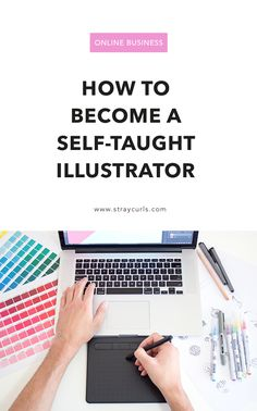 Online Illustrator, Adobe Illustrator Tutorials, Freelance Illustrator, Graphic Design Tips, Graphic Design Illustration, Digital Illustration, Shading Techniques, Digital Art Tutorial, Brochure Design