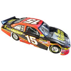 #15 Clint Bowyer 2012 5-Hour Energy Brushed Metal 1/24 NASCAR Diecast Car Action