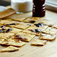 gluten-free chickpea flatbread + a #gf recipe collection via @Matty Chuah Kitchn