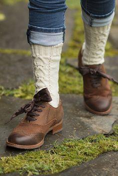 Ravelry: Pretty Perfect Socks pattern by Trisha Thibodeau