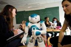 STEM News: Robots in the Classroom