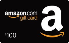 Win a $100 Amazon gift card!
