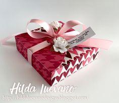 Hilda Designs: Cajas en un dos por tres en SnapDragon Snippets