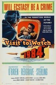 Hd 1984 1956 Teljes Film Magyarul Movie Posters 1984 Movie George Orwell