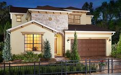 Standard Pacific Homes - The Hampshire Standard Pacific Homes, New Homes For Sale, Real Estate Marketing, Hampshire, Building A House, Florida, Mansions, House Styles, Ideas