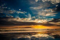 Sunset Punta del Este by Miguel César on 500px
