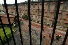 CELLULAR JAIL, ANDAMAN ISLANDS Cellular Jail famously know as 'Kala Pani' situated in the Andaman Islands was a colonial prison used by the British to exile political prisoners.