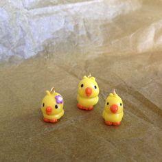 Fimo ducks