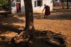 Monastery, Bagan