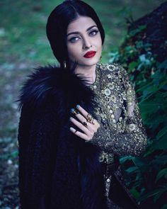 Aishwarya Rai Harper's Bazaar Bride Photoshoot 2015