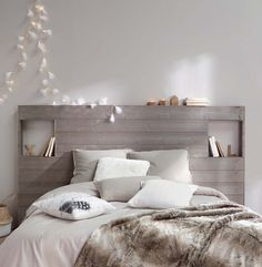 lambris epicea brosse taupe x cm mm find this pin and more on tete de lit