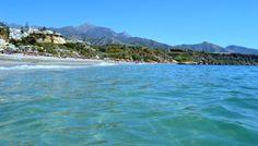 Burriana beach, Nerja (Málaga - Spain)