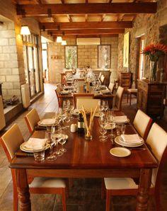 Casa del Visitante - Mendoza Restaurante, Salon de Te