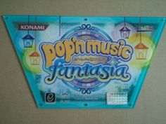 Pop'n Music 20 Fantasia marquee