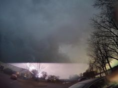 Not sure if this counts but #lightning #struck in the middle of taking a photo #PerfectTiming #Perfect_Timing.