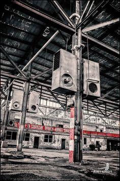 Panzerhalle | Tank Hall