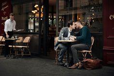 Imágenes románticas de parejas gays alrededor del mundo